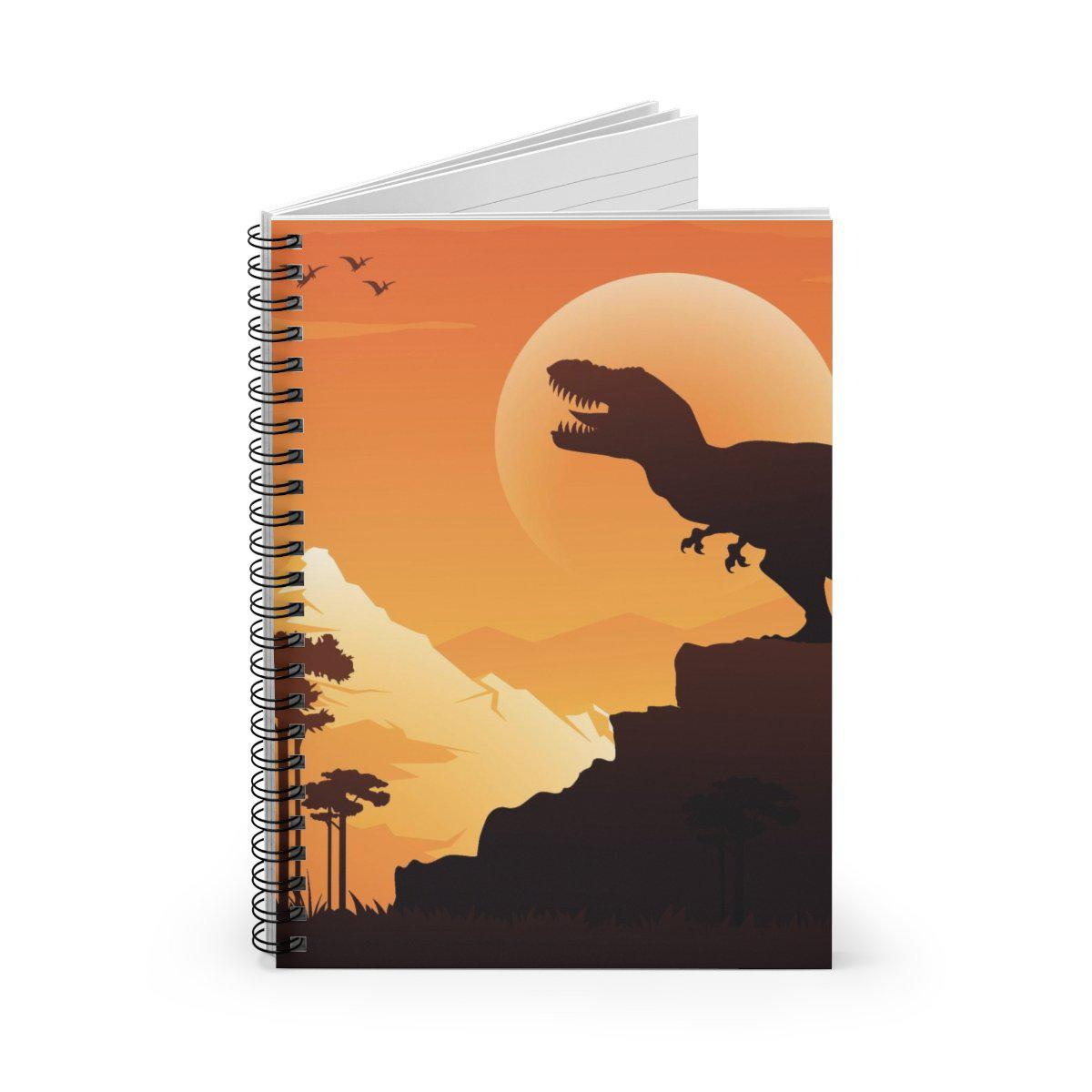 Dinosaur Notebook