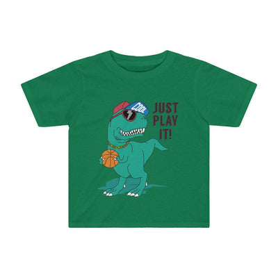 Green Dinosaur Shirt For Toddlers