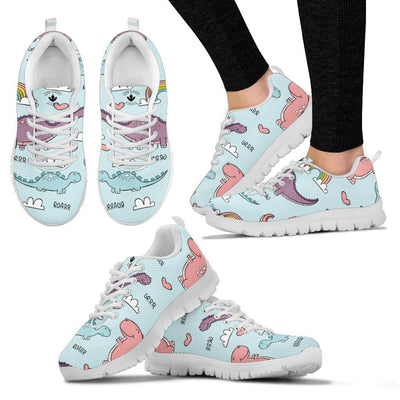 Dinosaur Shoes