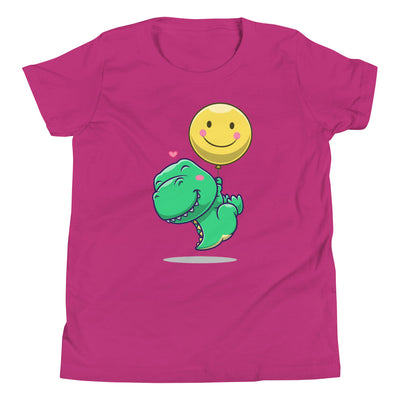 Pink Dinosaur Shirt For Girls