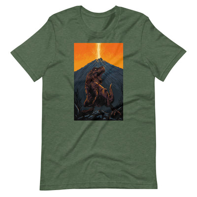 Dinosaur T-Shirt For Adults