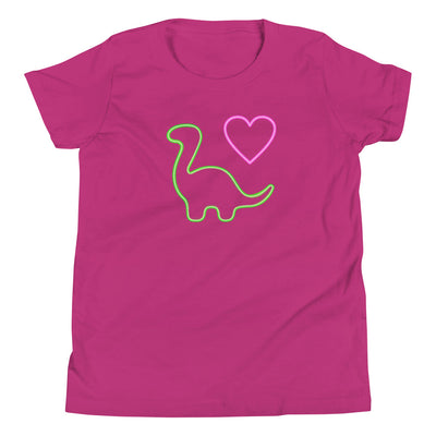 Kids Dinosaur Shirt For Girls