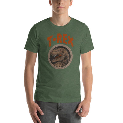 Adult Dinosaur Shirt Trex