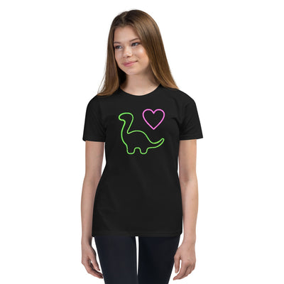 Dinosaur Shirt For Girls