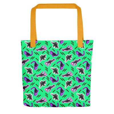 Tote Bag Of Dinosaurs