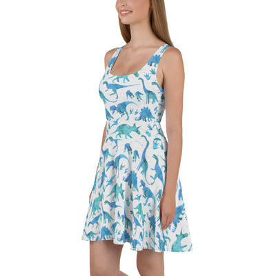 Women's Dinosaur Dress