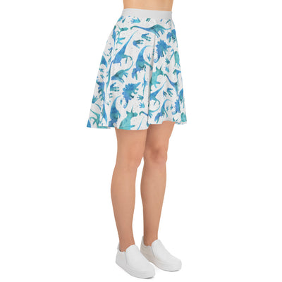 Adult Women's Dinosaur Skirt