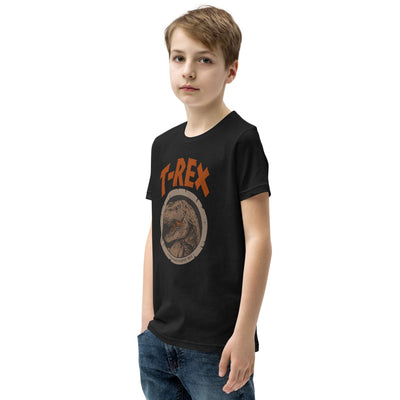 Boys DInosaur Shirt Kids