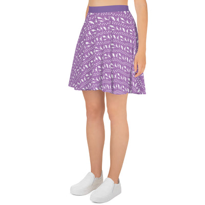 Adult Womens Dinosaur Skirt