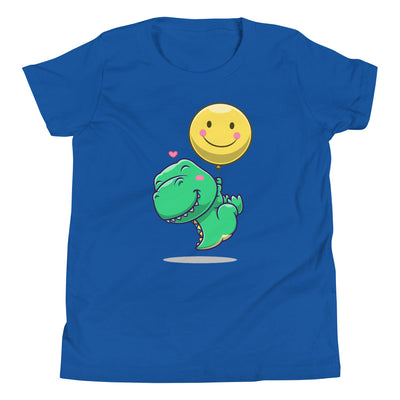 Girls Kids Dinosaur Shirt