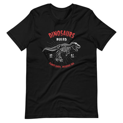 Dinosaur Shirt Adults