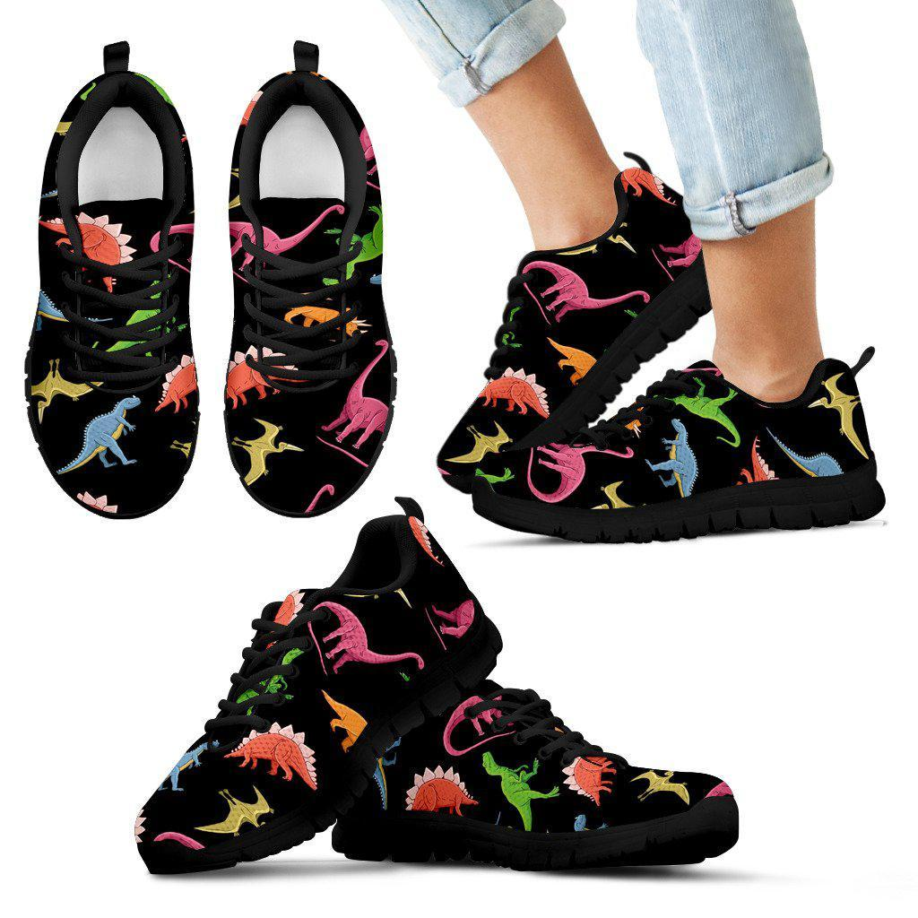 Neon Explosion - Jurassic Shoes