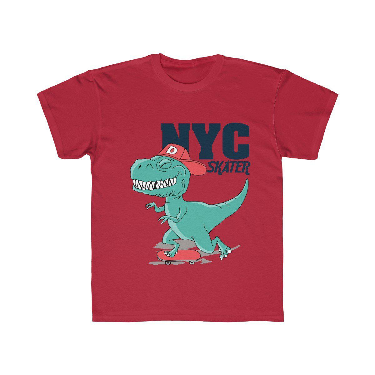 Dinosaur Shirt For Kids