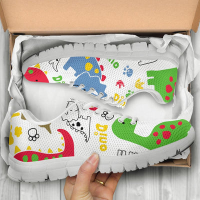 Boys Dinosaur shoes