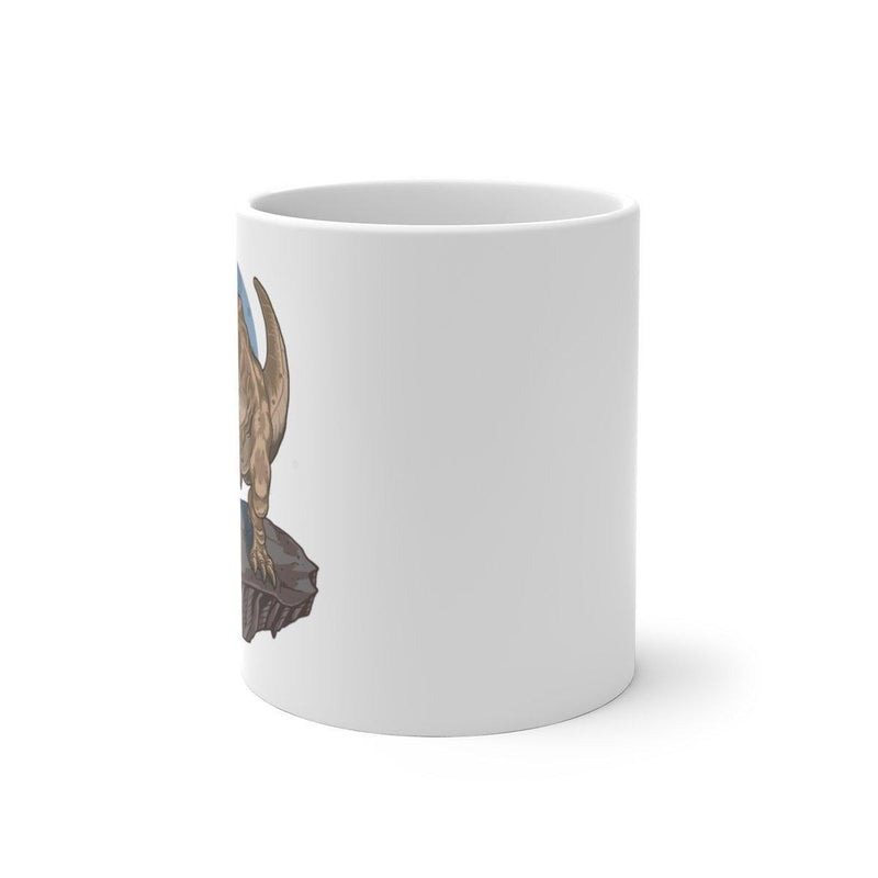 dinosaur mug that changes with heat