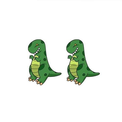 Cute Dinos - Dinosaur Earrings