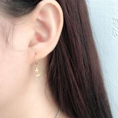 Cute Dinosaur Earrings