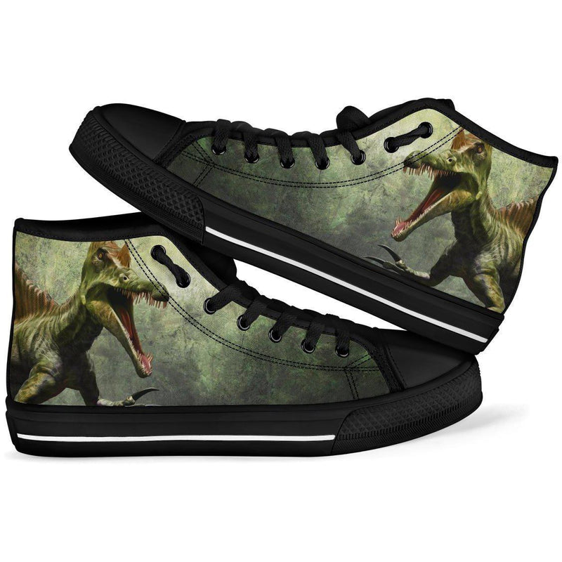Dinosaur High Tops For Men