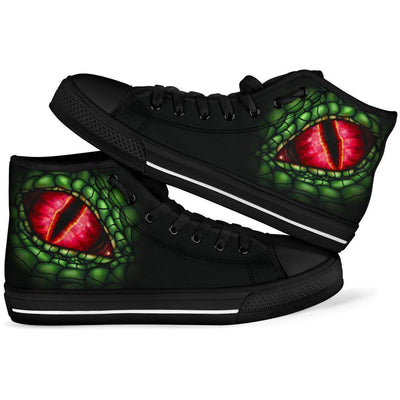 Canvas Dinosaur Shoes