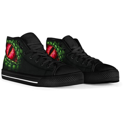 High Top Dinosaur Shoes