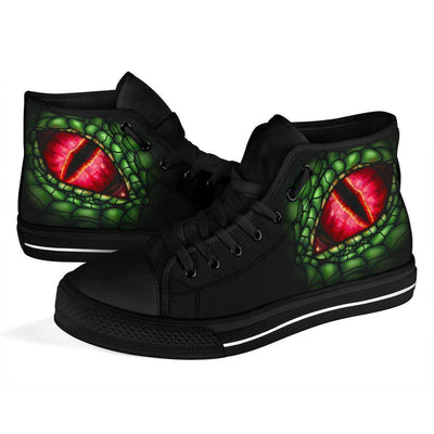 High Top Dinosaur Shoes For Adults
