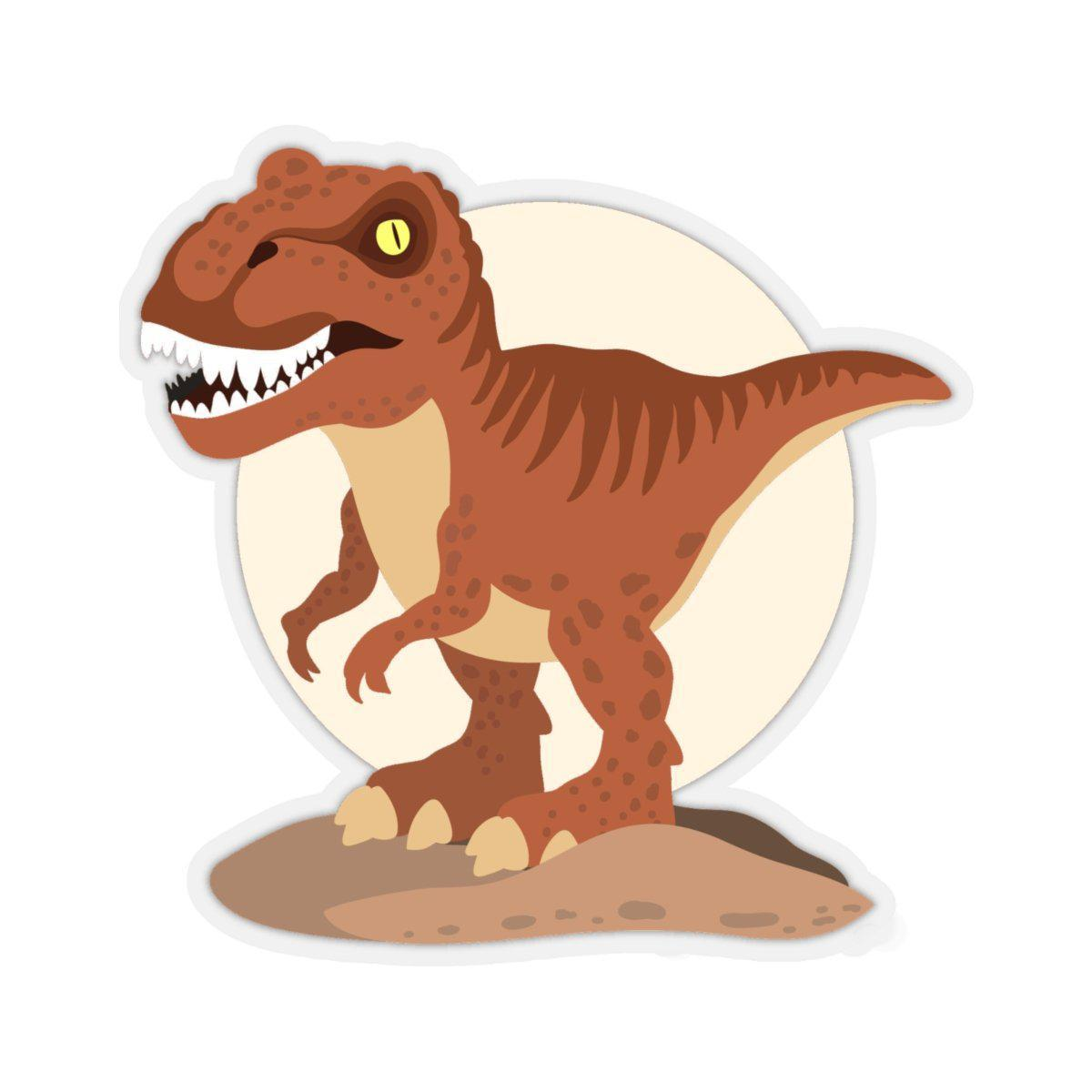 Vinyl Dinosaur Sticker