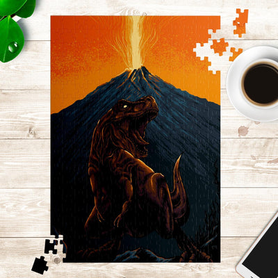 Dinosaur Puzzles For Kids