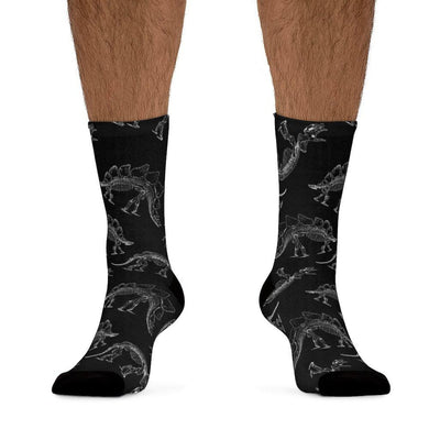 Dinosaur Socks Mens