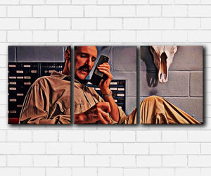 Tremors 10-4 Canvas Sets