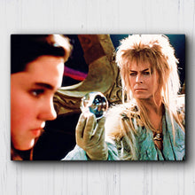 Load image into Gallery viewer, The Labyrinth Goblin King & Sarah Canvas Sets