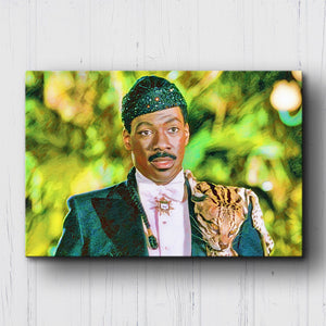 Coming to America 21 Canvas Sets