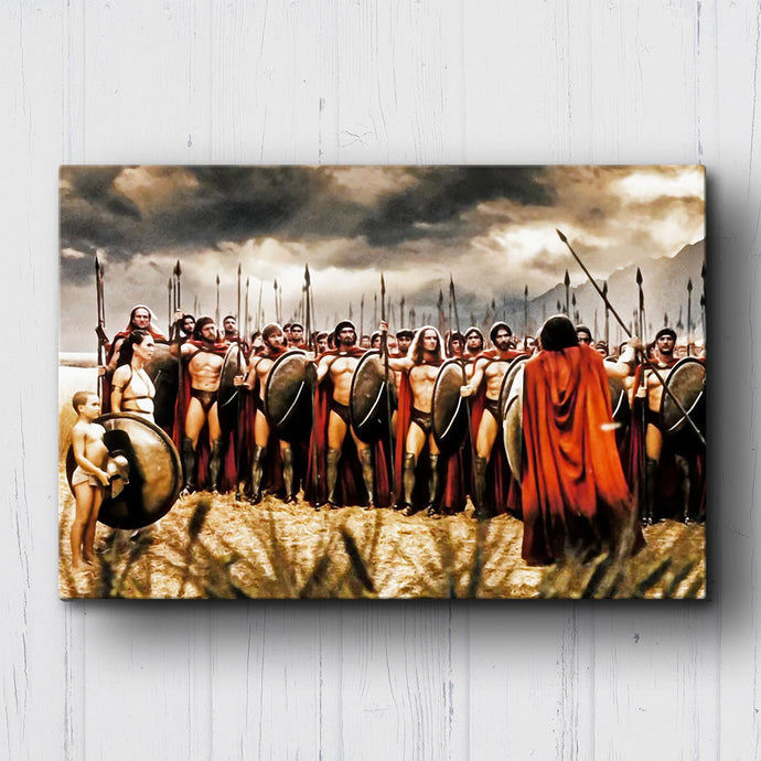 300 The 300 Canvas Sets