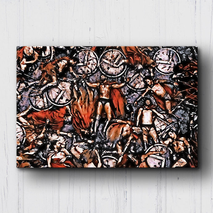 300 The End Canvas Sets