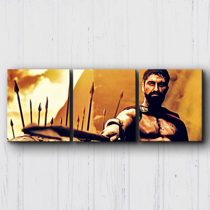 300 Kneel Canvas Sets