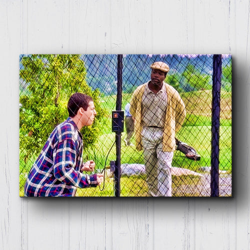 Happy Gilmore 365 Days Till Canvas Sets