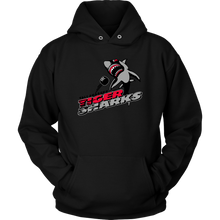 Load image into Gallery viewer, Tallahassee Tiger Sharks Hoodie