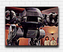 Load image into Gallery viewer, Robocop 5sec To Comply Canvas Sets