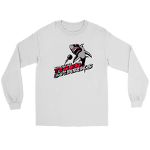 Load image into Gallery viewer, Tallahassee Tiger Sharks Long Sleeve T-Shirt