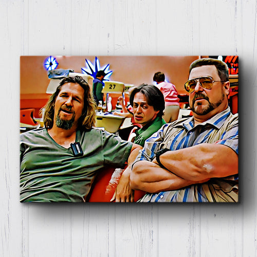 The Big Lebowski 8 Year Old's Canvas Sets