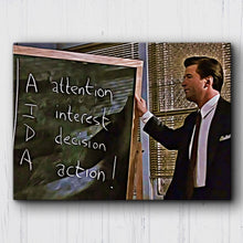 Load image into Gallery viewer, Glengarry Glen Ross AIDA Canvas Sets