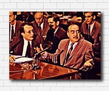 Load image into Gallery viewer, The Godfather II All Lies Canvas Sets