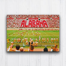 Load image into Gallery viewer, Forrest Gump ALABAMA Canvas Sets