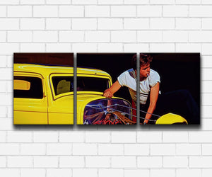 American Graffiti Milner Canvas Sets