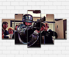 Load image into Gallery viewer, Robocop At The Range Canvas Sets