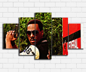 Beverly Hills Cop II Axel Armored Truck Canvas Sets