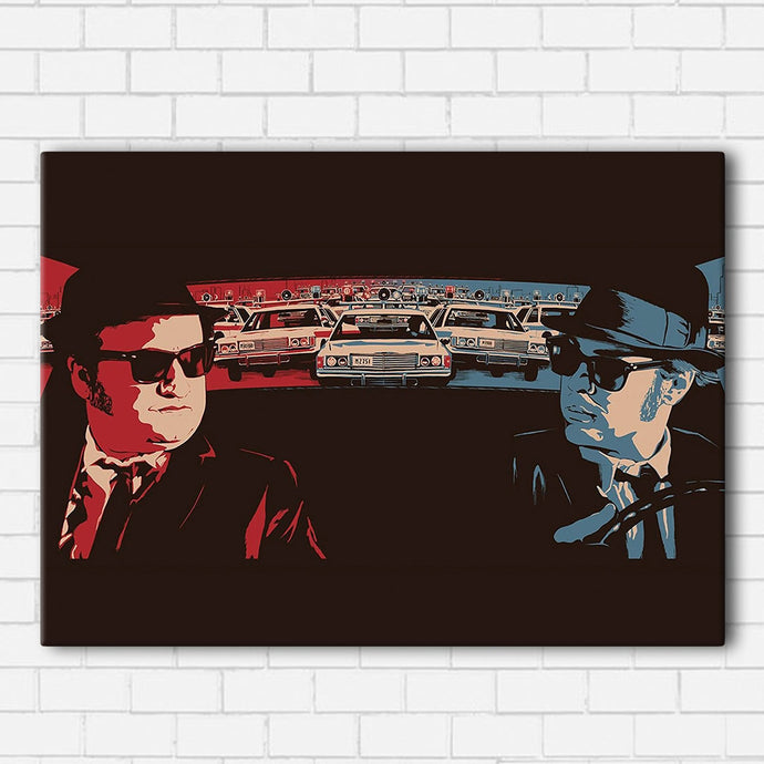 Blues Brothers Canvas Sets