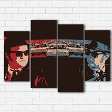 Load image into Gallery viewer, Blues Brothers Canvas Sets