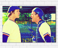 Load image into Gallery viewer, Bull Durham - Crash Davis & Nuke Canvas Sets