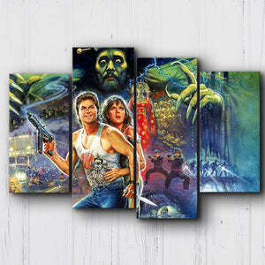 Big Trouble In Little China Canvas Sets