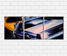 Load image into Gallery viewer, BTTF - Flying Time Machine Canvas Sets
